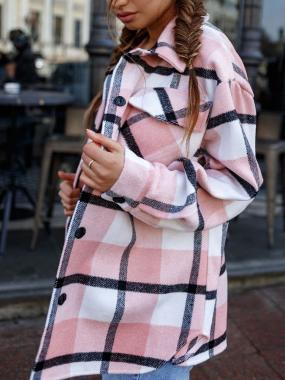 Рубашка кашемир женская