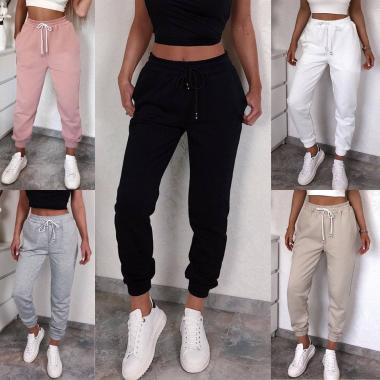 Удобные женские джоггеры , штаны спортивные двухнитка